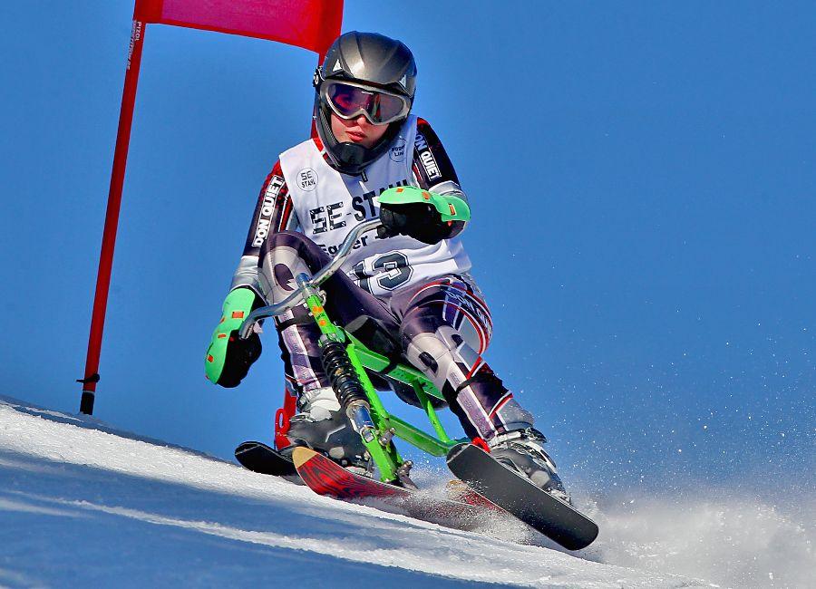 SPORT, Skibob Weltcup und Jugend Europacup, Bad Leonfelden-Stern