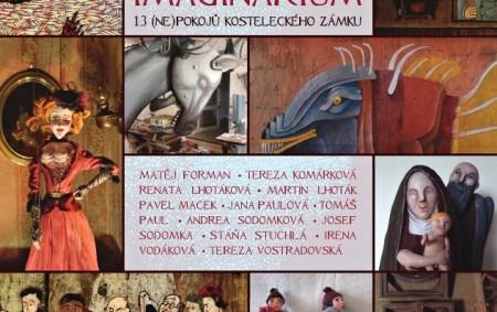 """KOSTELEC N. O. – V loňském roce byla v Galerii Kinský Nového zámku v Kostelci nad Orlicí zahájena výstava Zámecké imaginárium – 13 (ne)pokojů kosteleckého zámku, interaktivní výstava pro všechny<a class=""""moretag"""" href=""""http://www.orlickytydenik.cz/zamecke-imaginarium-v-galerii-kinsky-pokracuje/"""">...celý článek</a>"""