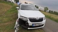 """RYCHNOVSKO - V pondělí jel řidič okolo 13. hodiny osobního vozidla Suzuki SX4 po silnici I. třídy číslo 14, a to ve směru od Lipovky k Solnici. """"Na přímém úseku"""