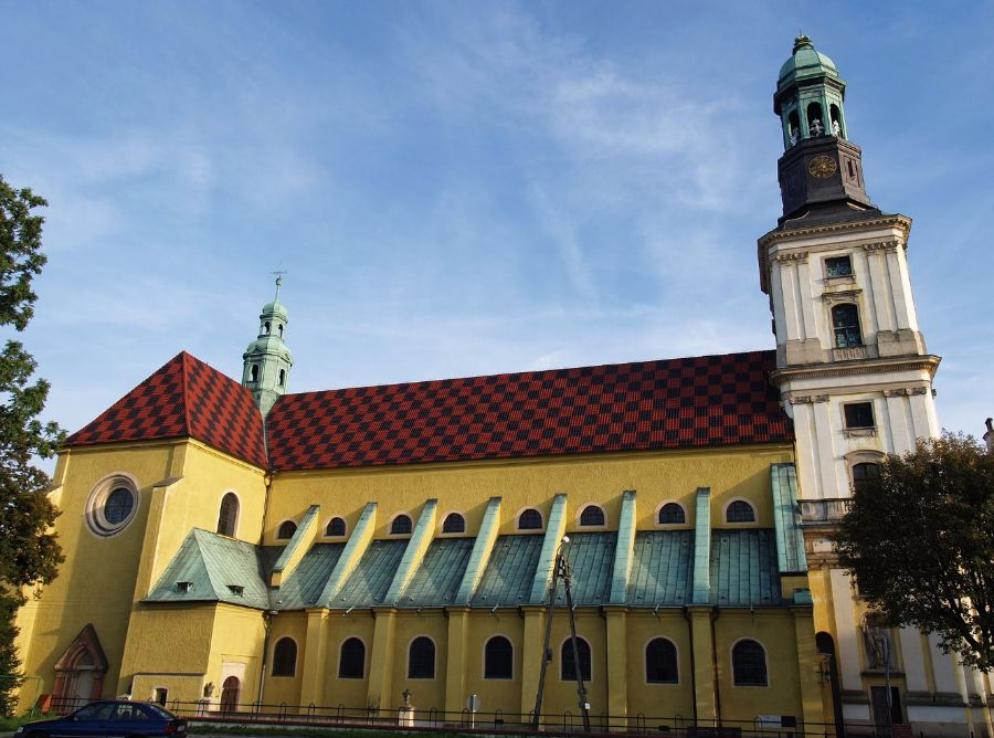 kostel sv. bartoloměje a sv. hedviky