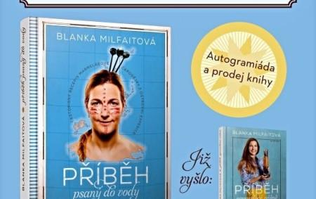 """MOKRÉ – V Mokrém se chystá ve společenské místnosti beseda s takzvanou marmeládovou královnou Blankou Milfaitovou k její knize Příběh psaný do vody. Beseda a autogramiáda se koná 25. ledna<a class=""""moretag"""" href=""""http://www.orlickytydenik.cz/marmeladova-kralovna-se-objevi-v-mokrem/"""">...celý článek</a>"""