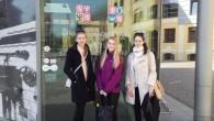 KOSTELEC N. O. – Tři studentky Obchodní akademie v Kostelci nad Orlicí Karina Babičová, Zuzana Tomanová a Marika Řepková se 10. května zúčastnily krajského kola Ekonomické olympiády, kterou organizuje Institut