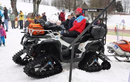 """ORLICKÉ HORY –Blíží se zimní sezona a s ní také lyžařské radovánky. Jak jsou připravena střediska v Orlických horách? První sníh už máme za sebou, a tak si milovníci lyží<a class=""""moretag"""" href=""""http://www.orlickytydenik.cz/co-noveho-ve-ski-centrech/"""">...celý článek</a>"""