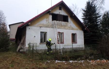 """RYCHNOVSKO – K požáru půdních prostor rodinného domu vyjeli profesionální hasiči z Rychnova nad Kněžnoua Deštného v Orlických horách vsobotu ráno do Liberku. V objektu se v době požáru nikdo<a class=""""moretag"""" href=""""http://www.orlickytydenik.cz/v-liberku-horela-na-pude-slama/"""">...celý článek</a>"""