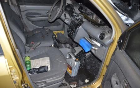 """PARDUBICKO- Kpožáru vozidla do Chrudimi vyjížděli hasiči ve středu 22. listopadu 17.37 hodin. Jednalo se o vozidlo Hyundai Atos, které bylo zaparkované na veřejné komunikaci. Příčinou vzniku požáru byla technická<a class=""""moretag"""" href=""""http://www.orlickytydenik.cz/zpusobila-pozar-kuna/"""">...celý článek</a>"""
