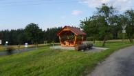 NOVÁ VES – Obrázky původního a dnešního stavu místa, kde je dnes odpočinkový domeček na Nové Vsi na rozcestí Ježkovice – Voděrady. Čtenářská diskuze