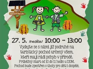"""KOSTELEC N. O. – Turisté mají příležitost opět vyšlápnout na výlet, tentokrát kolem Kostelce nad Orlicí. Akce Kroky kolem Kostelce je naplánována na neděli 27. května. Start je od 10<a class=""""moretag"""" href=""""http://www.orlickytydenik.cz/turiste-se-mohou-pridat-do-kroku-kolem-kostelce/"""">...celý článek</a>"""