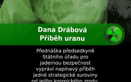 RYCHNOV N. K. – Hostem Vědeckých čtvrtků v rychnovské synagoze je i Dana Drábová. Ta přijede tento čtvrtek 21. června s přednáškou nazvanou Příběh uranu. Začátek je v 18 hodin.
