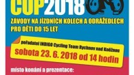 """RYCHNOV N. KN. – Závody na jízdních kolech a odrážedlech pro děti do 15 let se chystají v Rychnově nad Kněžnou v sobotu 23. června od 14 hodin u rychnovské<a class=""""moretag"""" href=""""http://www.orlickytydenik.cz/v-rychnove-se-v-sobotu-pojede-panel-cup-2018/"""">...celý článek</a>"""