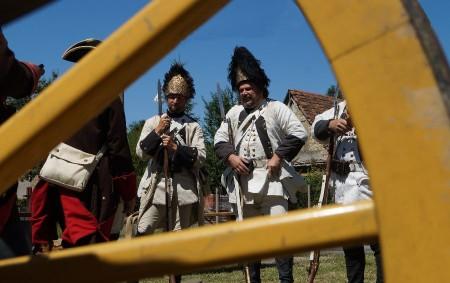 """PŘEPYCHY -U příležitosti uplynutí 260 let od střetu rakouských a pruských vojsk u Přepych byly 7. července za velkého zájmu veřejnosti v lokalitě Ve Skalách odhaleny dřevořezby vojevůdců generála Laudona<a class=""""moretag"""" href=""""http://www.orlickytydenik.cz/kdyz-general-laudon-projel-skrz-vesnici/"""">...celý článek</a>"""