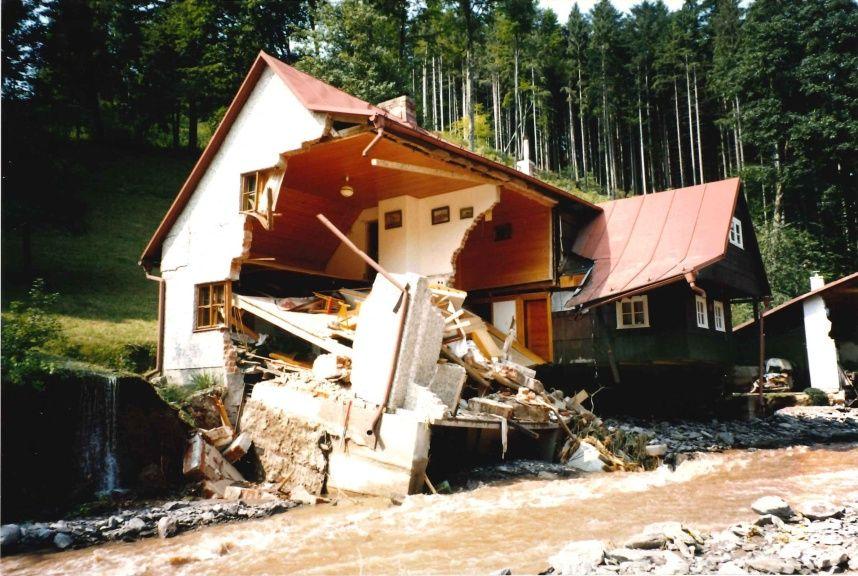Povodně Rychnovsko 1998 (4)
