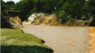 KOUNOV – Vzpomínky na pohromu, ničivou povodeň před 20 lety, která postihla rychnovský okres, snad nejvíce však jeho podhorskou oblast obec Kounov a z ní zřejmě nejsilněji místní část Hluky,