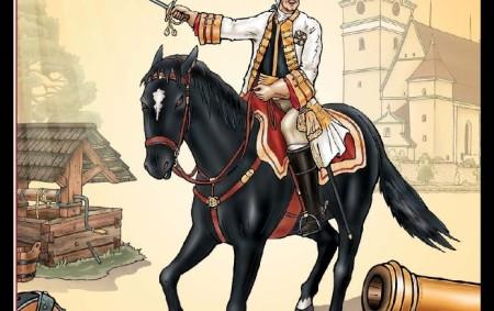 """PŘEPYCHY – Pruský král Bedřich II., vrchní velitel císařské rakouské armády polní maršál Leopold Josef Maria Daun a jeho velitel sboru, jeden z nejslavnějších válečníků 18. století, generálmajor Ernst Gideon<a class=""""moretag"""" href=""""http://www.orlickytydenik.cz/himllaudon-u-prepych-bude-stat-laudon-2/"""">...celý článek</a>"""
