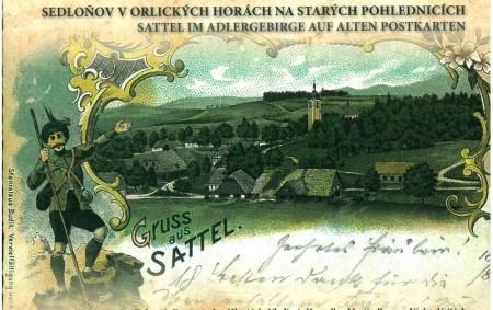 """SEDLOŇOV –Regionální literaturu obohatila nová publikace zaměřená na horskou obec Sedloňov. Publikace zachycující historii obcí nebo regionů prostřednictvím historických pohlednic jsou velmi populární. Má to samozřejmě jednu podmínku. Musí existovat<a class=""""moretag"""" href=""""http://www.orlickytydenik.cz/nova-kniha-predstavi-sedlonov-na-pohlednicich/"""">...celý článek</a>"""