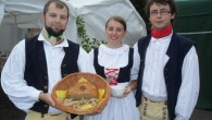 HRADEC KRÁLOVÉ –Královéhradecké krajské Dožínky se letos konaly v Hradci Králové v pátek 14. a v sobotu 15. září již popatnácté. Dvoudenní program počítal s účastí odborné veřejnosti i škol