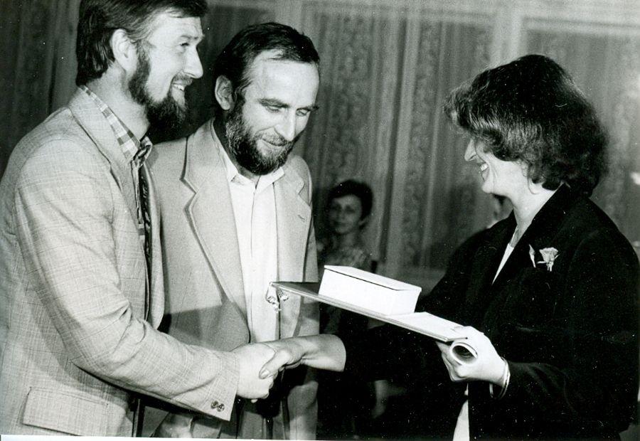R8-1981 - předávání Zlaté krajky