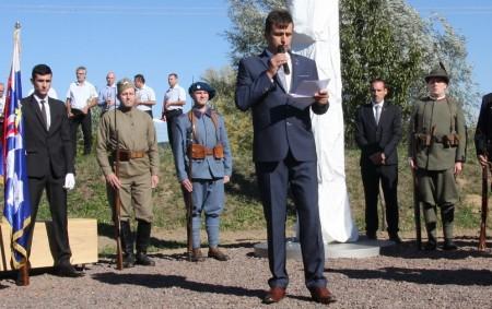 """TŘEBEŠOV – V minulém vydání Orlický týdeník informoval o novém pomníku v Třebešově. Dnes přinášíme rozhovor s místním starostou Jaroslavem Hovorkou, kde se dovzíte o unikátním pomníku další podrobnosti. Jak<a class=""""moretag"""" href=""""http://www.orlickytydenik.cz/se-starostou-trebesova-o-novem-pomniku/"""">...celý článek</a>"""
