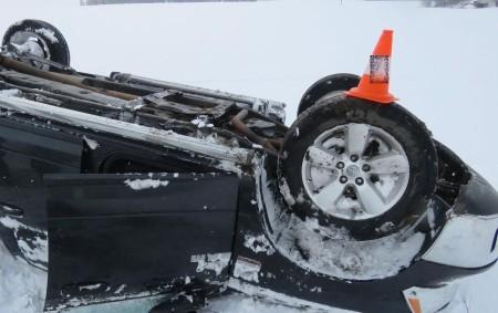 """RYCHNOVSKO - K havárii nákladního auta značky Dodge RAM1500 vyjížděla první lednovou středu hlídka rychnovské skupiny dopravních nehod krátce před 13tou hodinou. """"Řidič velkého pick-upu, jedoucí od Panského pole směrem<a class=""""moretag"""" href=""""http://www.orlickytydenik.cz/na-snehu-to-klouze-auto-skoncilo-na-strese/"""">...celý článek</a>"""