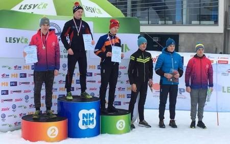 """SKUHROV NAD BĚLOU/NOVÉ MĚSTO NA MORAVĚ - Skuhrovský dorostenec Marek Vašátko dosáhl v sobotním závodě (2. února) MČR v běhu na lyžích na 7,5 km v Novém Městě na Moravě<a class=""""moretag"""" href=""""http://www.orlickytydenik.cz/marek-vasatko-vyhral-mcr/"""">...celý článek</a>"""