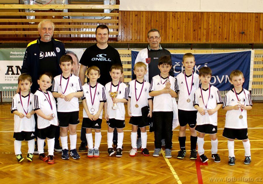 2. místo - FC Spartak Rychnov n. K.