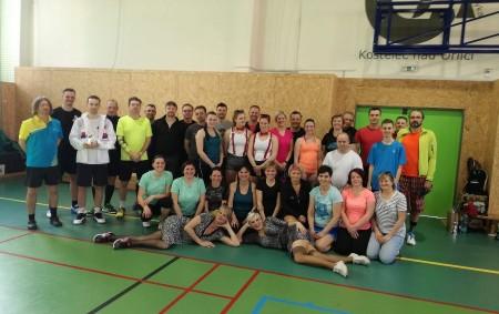 """KOSTELEC N. O. - Měsíc březen není jen prvním jarním měsícem, ale i měsícem, kdy se v Kostelci nad Orlicí koná tradiční """"Jarní"""" badmintonový turnaj amatérů. V sobotu 30. března<a class=""""moretag"""" href=""""http://www.orlickytydenik.cz/amatersky-badminton-v-kostelci-nad-orlici/"""">...celý článek</a>"""
