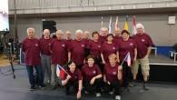 DOUDLEBY N. O./GYÖR – V maďarském městě Györ se konaly 24. května 2019 Sportovní hry seniorů s mezinárodní účastí. Pořadatelem byl místní spolek Nyugdíjasok Országos SzövetségeGyőr Megyei Jogú Város Önkormányzata
