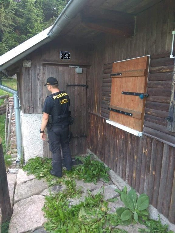 kontroly na Rychnovsku - foto policie