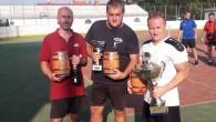 SEMECHNICE - Jako již tradičně uspořádala na posvícenskou sobotu TJ Sokol Semechnice nohejbalový turnaj trojic. K prezentaci 31. ročníku GRAND PRIX SEMECHNICE se přihlásilo 11 týmů, které byly rozlosovány