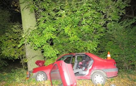 """RYCHNOVSKO - K tragické dopravní nehodě vyjížděla 14. října vpodvečer hlídka rychnovské skupiny dopravních nehod. """"Řidič osobního auta značky Peugeot 306, jedoucí v17.50 hodin od Bohuslavic směrem na Pohoří, při<a class=""""moretag"""" href=""""http://www.orlickytydenik.cz/naraz-do-stromu-ridic-neprezil/"""">...celý článek</a>"""