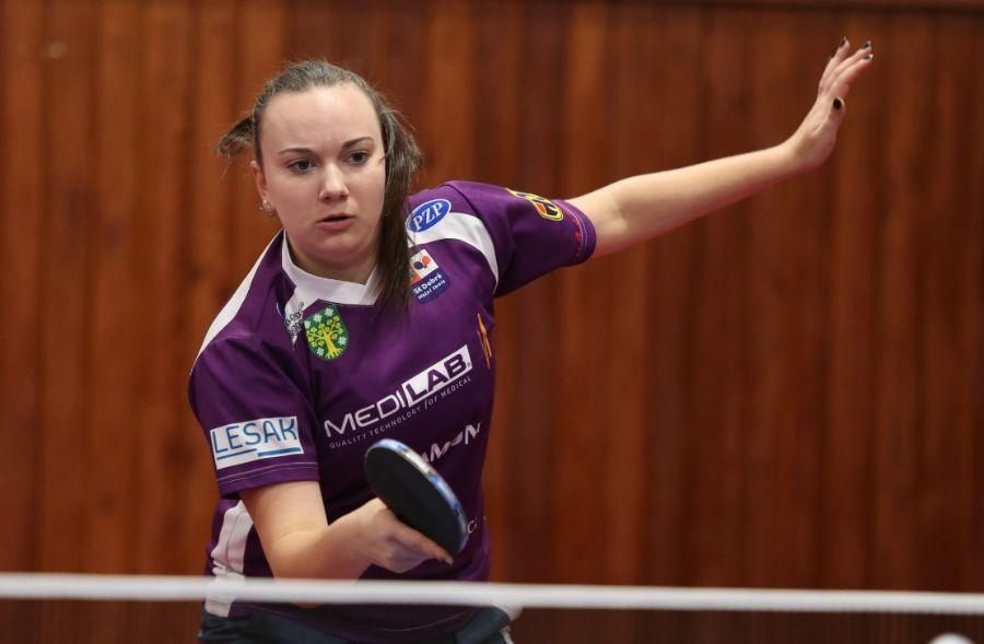 Zdena Blašková ve třech zápasech neztratila ani set!