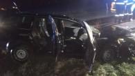 ČESKÉ MEZIŘÍČÍ – Vulici Osvobození mezi Královou Lhotou a Českým Meziříčím se stala 12. listopadu v18.25 hodin dopravní nehoda osobního vozidla, na místo spěchali profesionální hasiči zDobrušky a dobrovolná jednotka