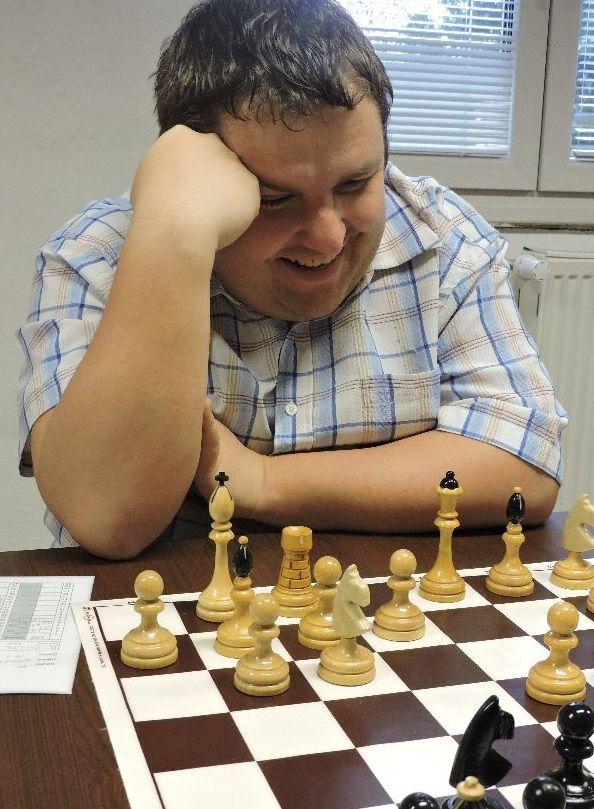 Miroslav Pavlíček zařídil výhru týmu Pandy B.