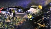 SOLNICE – Na silnici č. 14 mezi Solnicí a Bílým Újezdem zasahovala 7. prosince profesionální jednotka zRychnova nad Kněžnou a dobrovolná jednotka ze Solnice. Stala se zde dopravní nehoda tří
