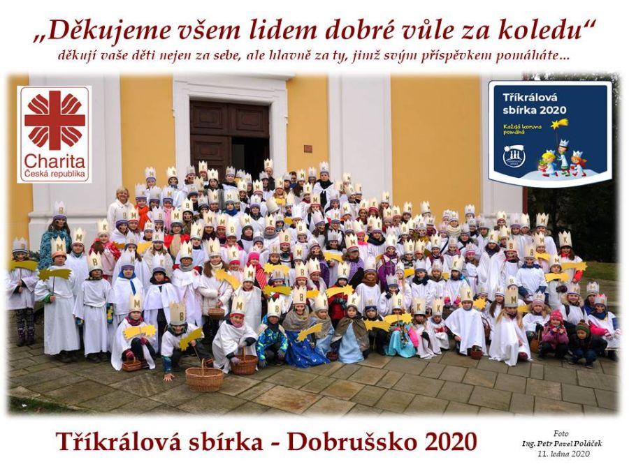 Děkujeme 2020