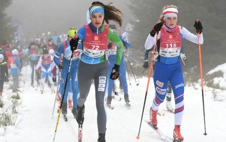 """ORLICKÉ HORY - Ačkoli obleva posunula start závodu Orlického půlmaratonu od Šerlichu kousek výš po trase, sobotní závody se podařilo uspořádat v plném rozsahu. Organizátoři odvedli na trasách plno práce,<a class=""""moretag"""" href=""""http://www.orlickytydenik.cz/sobotni-orlicky-pulmaraton-zna-sve-viteze-nejrychlejsi-jsou-graf-a-kolinova/"""">...celý článek</a>"""