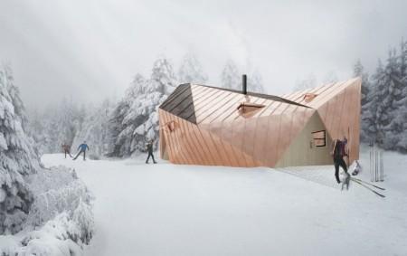 """ORLICKÉ HORY – Cesta na nejvyšší vrchol Orlických hor by v budoucnu mohla mít jedno velmi zajímavé zastavení. V soutěži Dřevěná stavba roku v kategorii Moderní dřevostavby – návrh se<a class=""""moretag"""" href=""""http://www.orlickytydenik.cz/pod-velkou-destnou-vznikne-novy-bufet/"""">...celý článek</a>"""