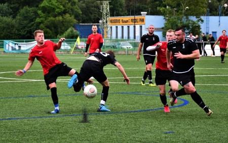 "Agro cup SK Dobruška – FC Slavia HK 2:3 (2:1) Branky: 31. Týfa Erik, 41. Dědeček Roman – 2., 60. Lán Jakub, 78. Erber Tomáš. SK Dobruška: Pěnička M. (17.<a class=""moretag"" href=""http://www.orlickytydenik.cz/do-vikendovych-zapasu-silne-zasahlo-pocasi/"">...celý článek</a>"