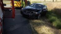 BOLEHOŠŤ – Na silnici č. 304 u Bolehošťské Lhoty došlo 10. července kdopravní nehodě dvou osobních vozidel. Při události byli tři lidé zraněni, hasiči zajistili místo události a zabezpečili havarovaná