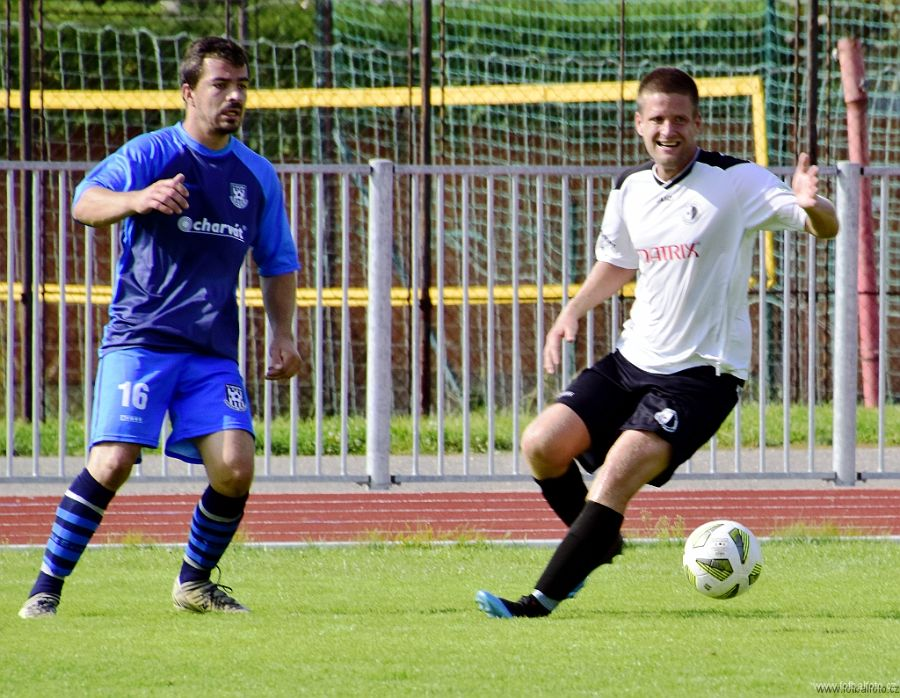 OP II. třídy: Rychnov B - Doudleby.    Foto: fotbalfoto.