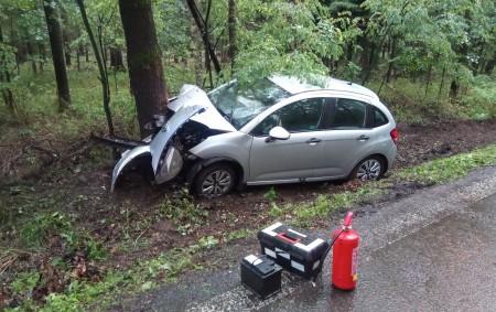 """BOROHRÁDEK - Kdopravní nehodě osobního vozidla vyjeli 1. září v16.48 hodin profesionální hasiči ze stanice Rychnov nad Kněžnou a JSDH Borohrádek. Vozidlo havarovalo na silnici č. 36, mělo narazit do<a class=""""moretag"""" href=""""http://www.orlickytydenik.cz/auta-narazila-dvakrat-po-sobe-do-stromu/"""">...celý článek</a>"""