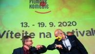 NOVÉ MĚSTO N. M. – VNovém Městě nad Metují 12. září začal 42. ročník festivalu české filmové komedie. Uvedl ho koncert zpěváka ze SuperStar i úspěšný film Vlastníci. Michael Foret