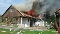 PARDUBICKÝ KRAJ – Do Biskupic vyjelo ve středu 21. říjnaodpoledne šest jednotek požární ochrany. Na pomoc přispěchali i dobrovolní hasiči z Velkých Opatovic z Jihomoravského kraje se dvěma cisternami. Důvodem