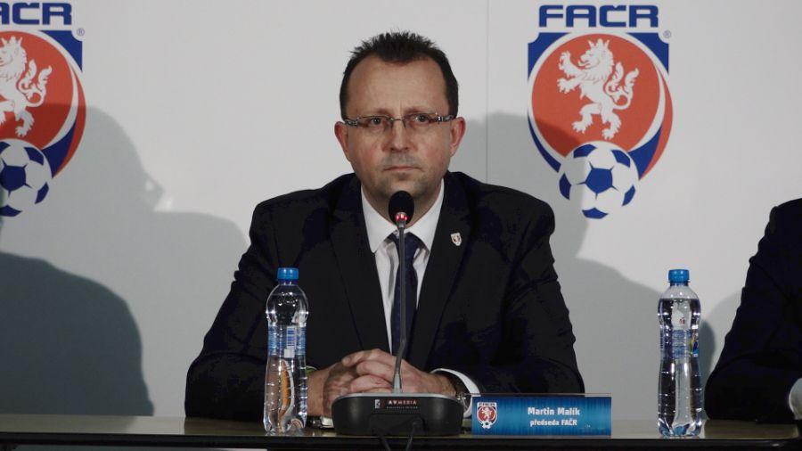 Ustojí Martin Malík současnou kauzu?   Foto: FAČR.
