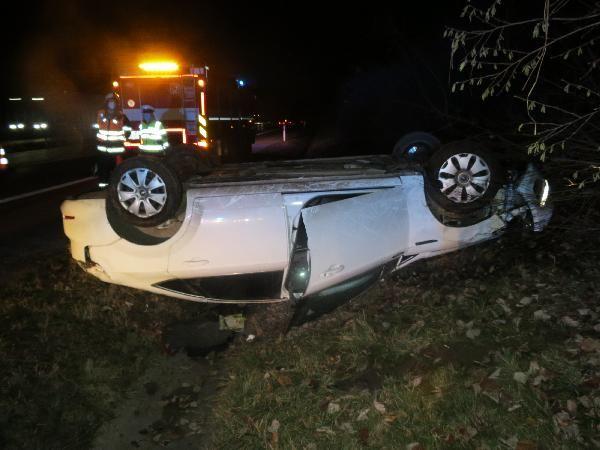 Tři nehody na D11 ViewImage