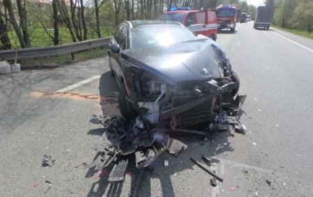 """TÝNIŠTĚ N. O. – Dvě jednotky hasičů odstranily 4. května následky dopravní nehody dodávky a osobního vozidla, ke střetu došlo na silnici č. 11 vulici V. Opatrného. Havarovaná vozidla blokovala<a class=""""moretag"""" href=""""http://www.orlickytydenik.cz/dopravni-nehoda-zablokovala-komunikaci-v-tynisti/"""">...celý článek</a>"""