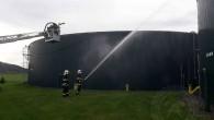 PARDUBICKÝ KRAJ – Druhý stupeň požárního poplachu byl vyhlášen v úterý 4. května v 15.17 hodin pro 9 jednotek požární ochrany, které vyjely k požáru bioplynové stanice v Dětřichově u