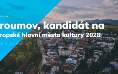 """KRAJ – Broumov usiluje o titul Evropské hlavní město kultury roku 2028. Město plánuje podat přihlášku během příštího roku a nyní zpracovává komplexní dokument, který zahrnuje například vytvoření kulturní koncepce<a class=""""moretag"""" href=""""http://www.orlickytydenik.cz/broumov-se-chce-stat-se-evropskym-hlavnim-mestem-kultury-2028/"""">...celý článek</a>"""